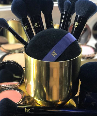 #PowderBleu: The Genius New Makeup Brush Range By Sam & Nic
