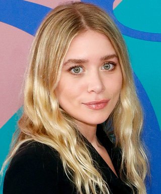 Ashley Olsen Wore a Super Oversize White Shirt and Now We Need One