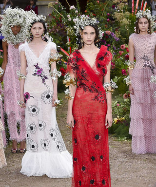 Rodarte Says Bonjour to Paris With Its New Spring Collection