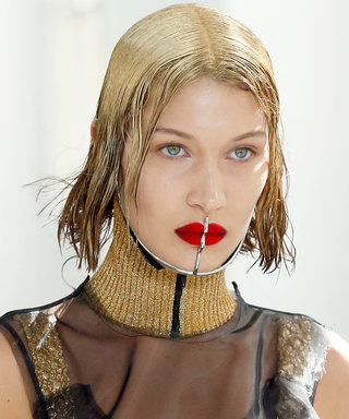 The Best Beauty Looks from Fall 2017 Couture Fashion Week