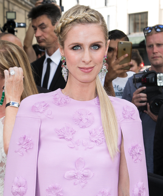 Nicky Hilton Shares an Adorable First Photo of Her Newborn Daughter Teddy