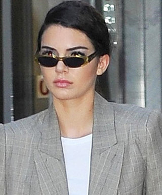 Kendall Jenner Brings Out the Cutest Shorts Suit for Summer