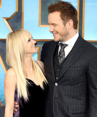 Anna Faris and Chris Pratt's Cutest Couple Moments Ever