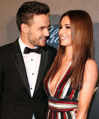 Liam Payne and Cheryl Cole Take Their First Couples Selfie Since Having a Baby