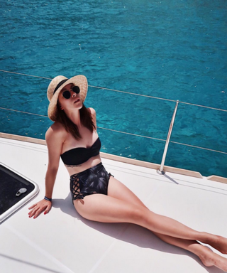 Fashion Blogger Megan Ellaby On Packing Like A Pro And Her Clever Beach Cover-Up Trick