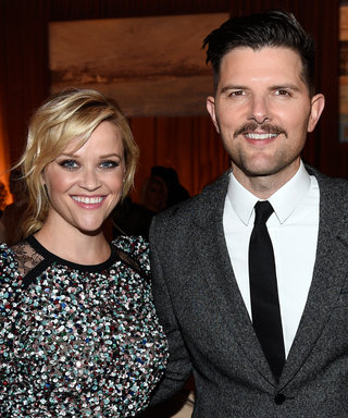 Adam Scott Felt Lucky to Work with On-Screen Wife Reese Witherspoon