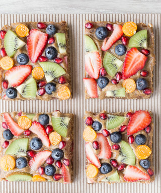 This Fruit Pizza is Just the Twist Your Morning Needs