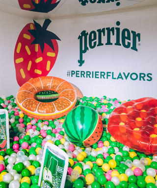 The New Perrier Pop Up In N.Y.C. Is So Dang Cute