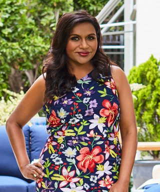 Mindy Kaling has the Backyard of Our Dreams