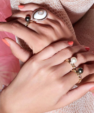 Shop the Jewelry Trend We Can't Get Enough of: Charm Rings