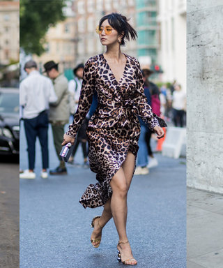 The Wrap Dress Is Back And It's Sassier Than Ever