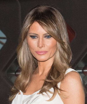 First Ladies Melania Trump and Brigitte Macron Switch from Day to Night Looks in Paris