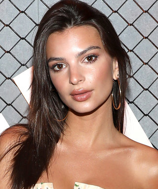 Emily Ratajkowski Debuted New Eyebrow-Grazing Fringe at NYFW