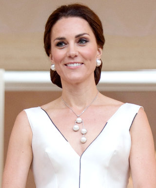 We're Swooning Over Kate Middleton's Cocktail Look