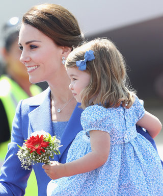 The Royal FamilyStylishly Touches Down in Berlin