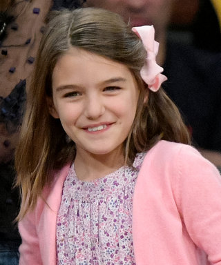 Suri Cruise Looks So Grown Up at a Broadway Show with Her Mum Katie Holmes