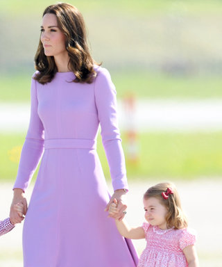 Princess Charlotte Had a Total Meltdown About Leaving Germany