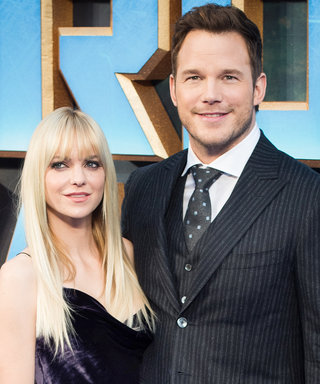 Anna Faris's 4-Year-Old Son Filled in for Chris Pratt as the Perfect Red Carpet Date