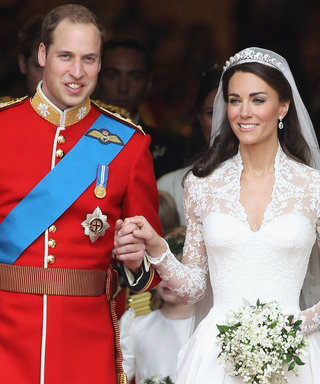 Prince William Says He Felt Princess Diana's Presence at His Wedding