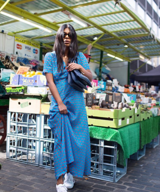 """The Short Girl's Guide To Maxi Dresses By 5ft 1"""" Fashion Blogger Monikh Dale"""