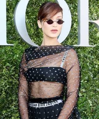 Celebrities Can't Get Enough of the Christian Dior Sheer Gown