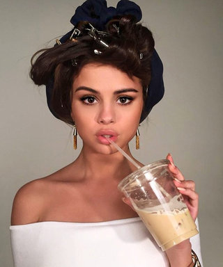 The Complete History of Selena Gomez Drinking Things Like a Pro