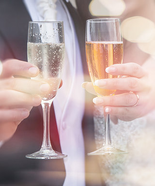 5 Sparkling Wines That Are Perfect For Your Wedding Toast