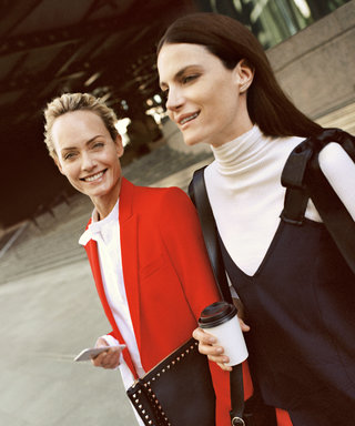 Amber Valletta and Missy Rayder Are the BFFs You Wish You Had in THE OUTNET's Latest Campaign