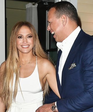 Jennifer Lopez and A-Rod Wore the Cutest Birthday Dinner Date Outfits