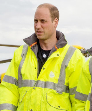 Prince William Gets Emotional on His Last Day as an Air Ambulance Pilot