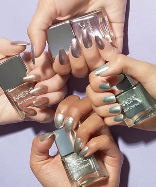8 Chrome Nail Polishes for Your Shiniest Manicure Ever