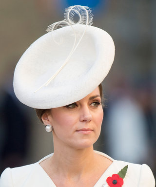 Kate Middleton Repeats the Same LWDShe First Wore to Princess Charlotte's Christening