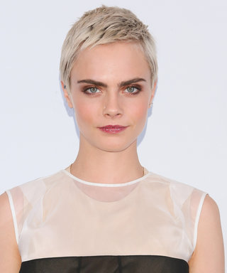 Cara Delevingne Stuns in Two Sheer Minidresses in One Day