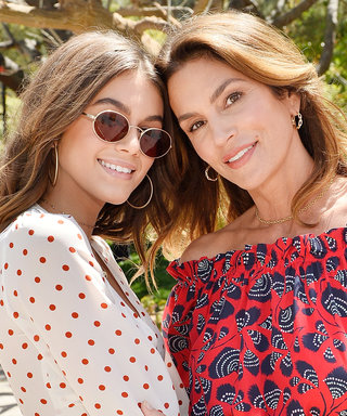 This Selfie Is Further Proofthat Cindy Crawford Could BeKaia Gerber's Twin