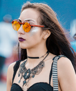 The Biggest Lollapalooza 2017 Trend Was All About the Sparkle