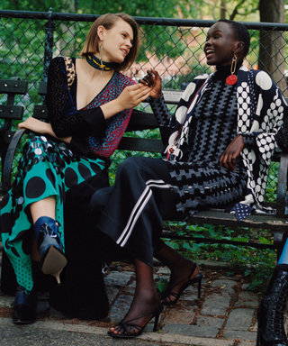 Diane von Furstenberg's Fall Campaign Is a Vibrant Love Letter to New York City