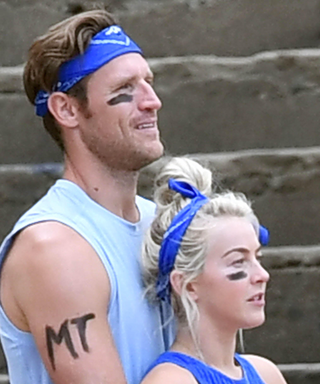 Newlyweds Julianne Hough and Brooks Laich Pack on the PDA at a Friend's Birthday Party