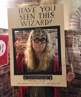 From Muggle To Mrs: How To Do A Harry Potter Hen Do