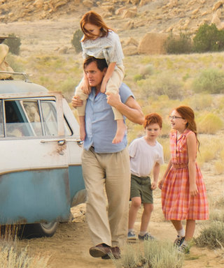 Sneak Peek: The Glass Castle Proves Just How Resilient Children Are