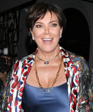 Kris Jenner Is out There Wearing a Slinky Slip Dress, Y'all