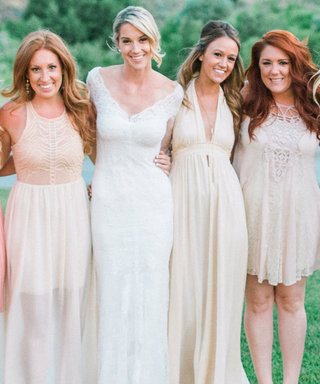 9 Ways to Set a Wedding Dress Code