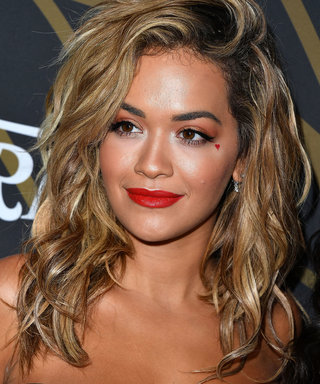 Daily Beauty Buzz: Rita Ora's Heart-Themed Eye Makeup