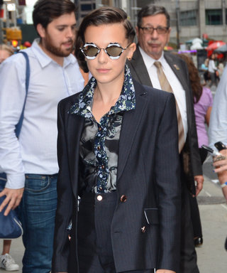 Millie Bobby Brown Wears Short Suit, Captures Fashion Girls' Hearts Everywhere