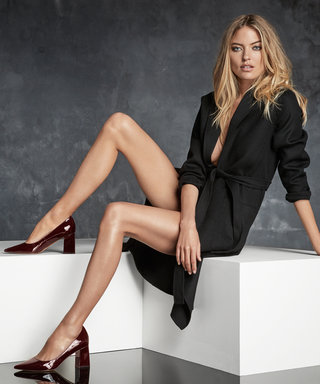 Martha Hunt Stuns in the New Marc Fisher Campaign