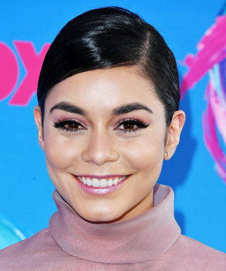 Daily Beauty Buzz: Vanessa Hudgens's Low Bun