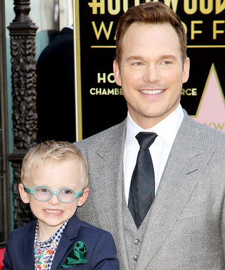 Chris Pratt Takes Son Jack to Church After Split From Anna Faris