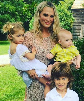 Molly Sims on Why We Really Need to Stop Mommy Shaming
