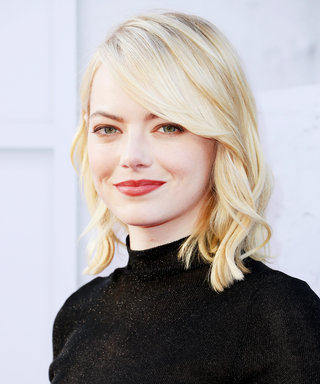 Emma Stone's Signature Lob Is Gone