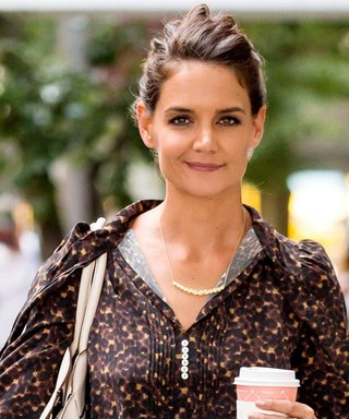 Katie Holmes Wears Maximalist Tracksuit, Inspires All
