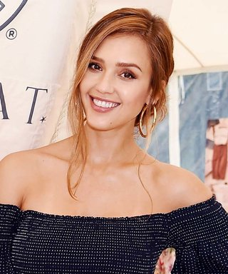 Jessica Alba's Chicest Maternity Looks